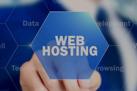 Website hosting at a low price